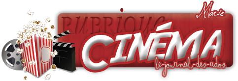 Rubrique Cinéma - Marie