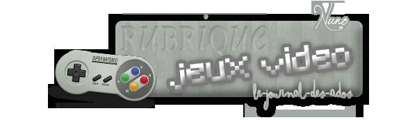 Rubrique Jeux vidéo -  Playstation VR  - Nuno