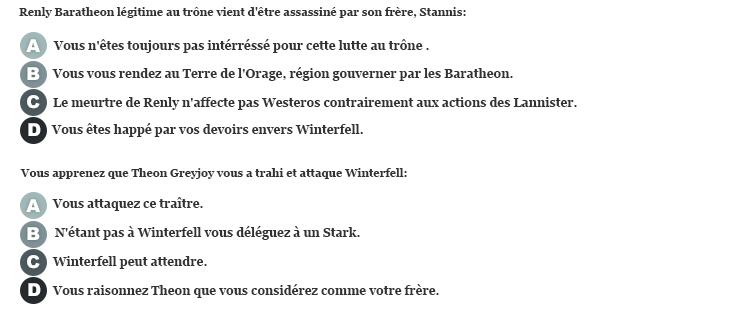 Article mensuel - Game of Thrones - Camélia, la créatrice