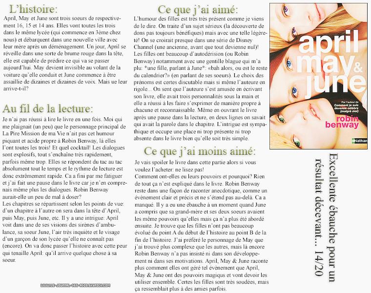 Rubrique livre: Le dernier livre que j'ai lu  - Helena