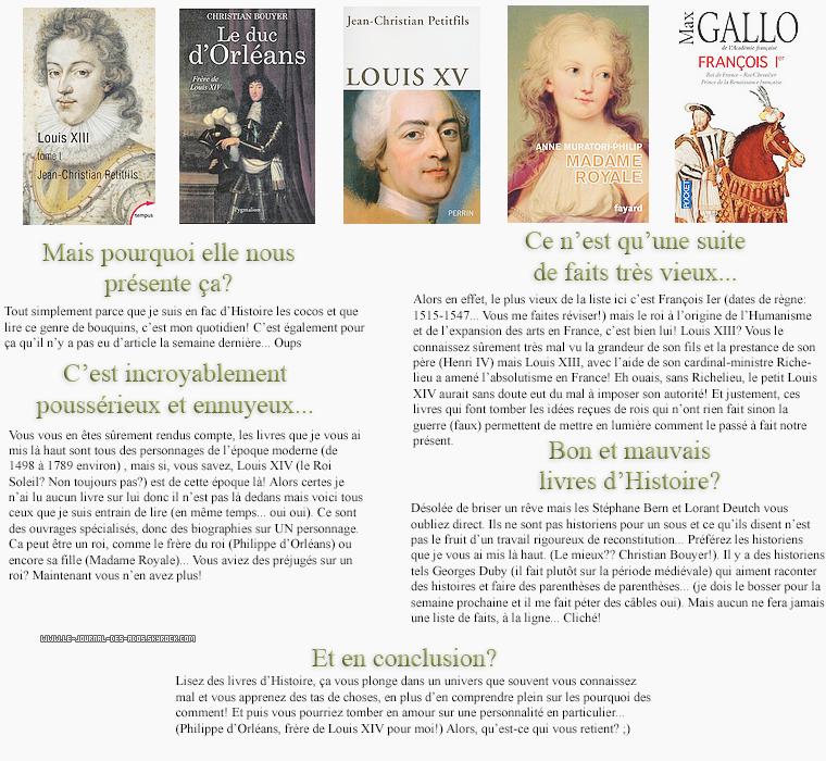 Rubrique livre: Les livres d'Histoire - Helena