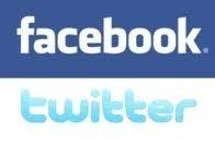 Twitter ou Facebook ?