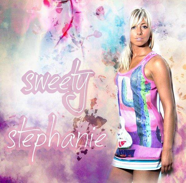 Stephanie la meilleure.