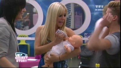 Stephanie babysitter de Carole