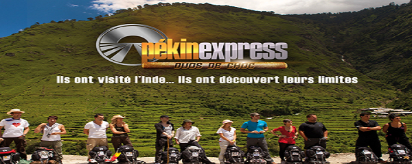 Pékin Express, duos de choc