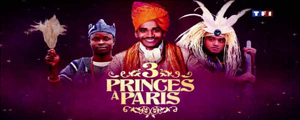3 princes à Paris Saison 1