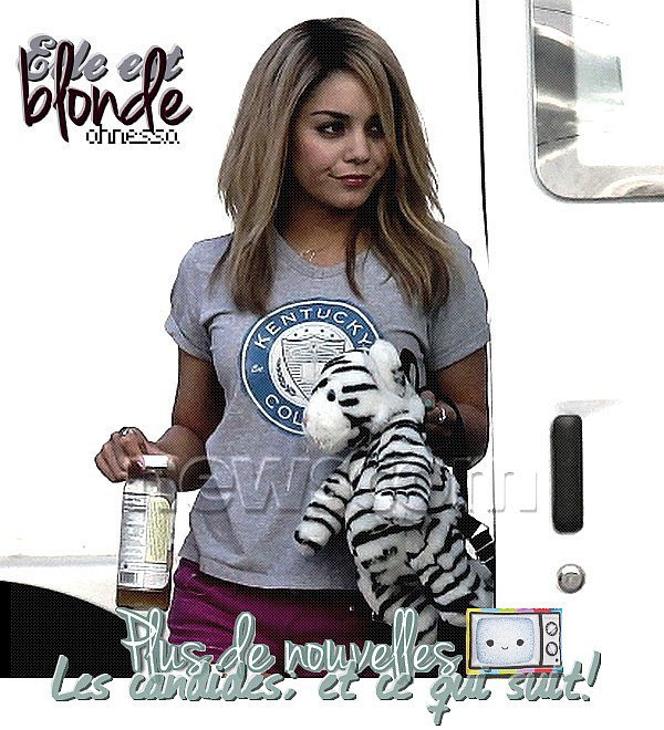 Blonde pour Spring Breakers ♥.