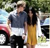 Austin et Vanessa, le couple bien-heureux.