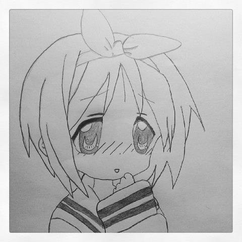 Manga timide :)