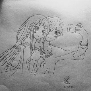Couple manga :)