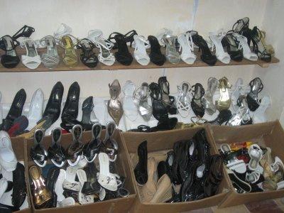 Chaussures soiré pour femme