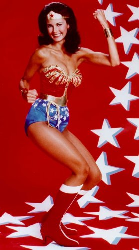 Wonder Woman for Ever