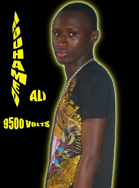 mohamed ali -9500volts  d animation