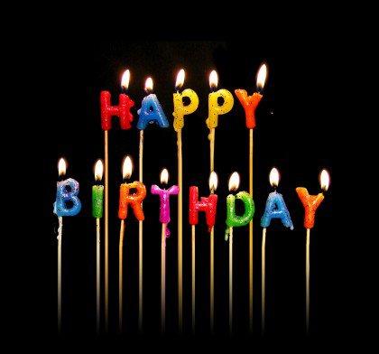 27 - 6 - 12 | Happy Birthday. ♡