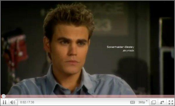 Deux vidéos promotionelles de Ian et Paul avec une petite phrase en français de Paul vers la fin ^^