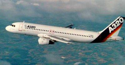 L'Airbus 320 ?
