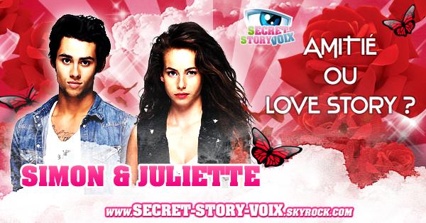 Simon et Juliette : Amitié ou Love Story ?