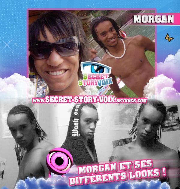 Morgan : il a tout essayé comme Style !