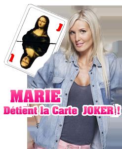 Aurélie : Qui va t-elle nominer ?