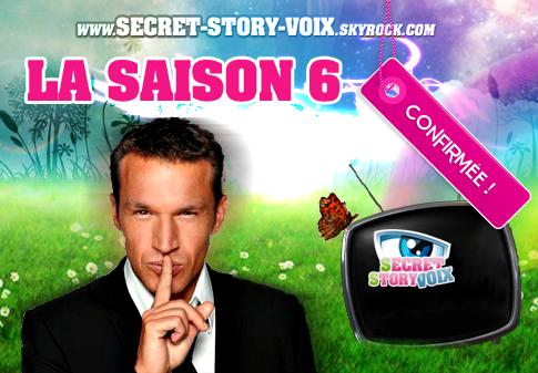 La saison 6, c'est confirmé !!!