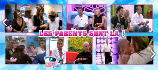 Les parents débarquent !!!