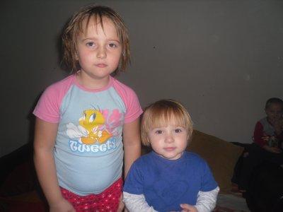 mes 2 filles