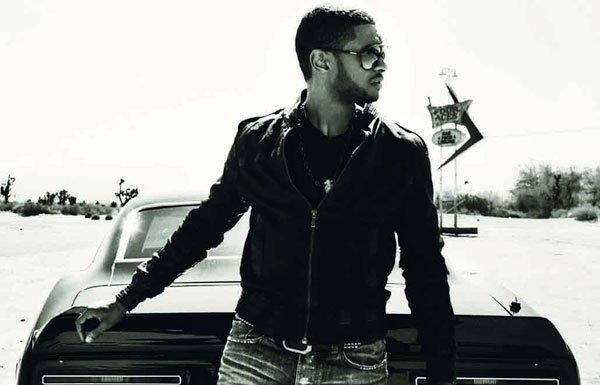 * Usher ; My Loove .