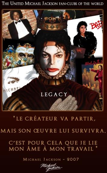 """ACTION CONTRE CERTAINES CHANSONS DE L'ALBUM """"MICHAEL"""""""