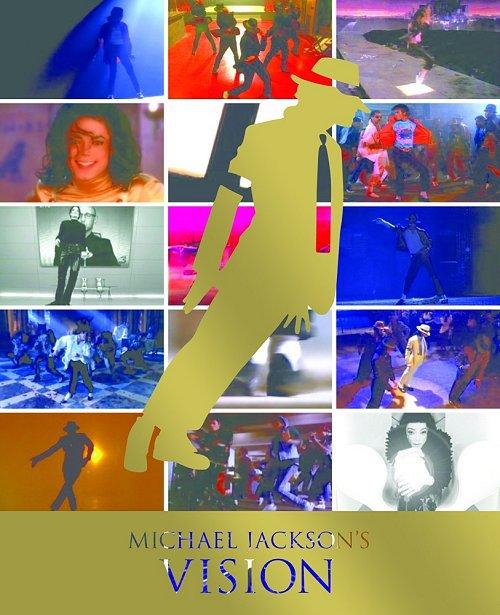 """Sortie du coffret 3DVD """"Michael Jackson's Vision""""..."""
