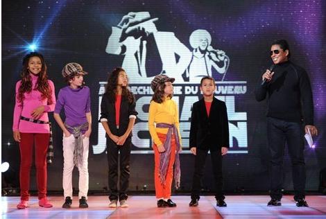 France: Jermaine Jackson était hier soir l'invité du Grand Journal sur Canal +...