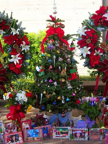 Noël à Forest Lawn