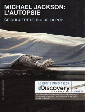"""Contre """"Michael Jackson : L'Autopsie"""""""