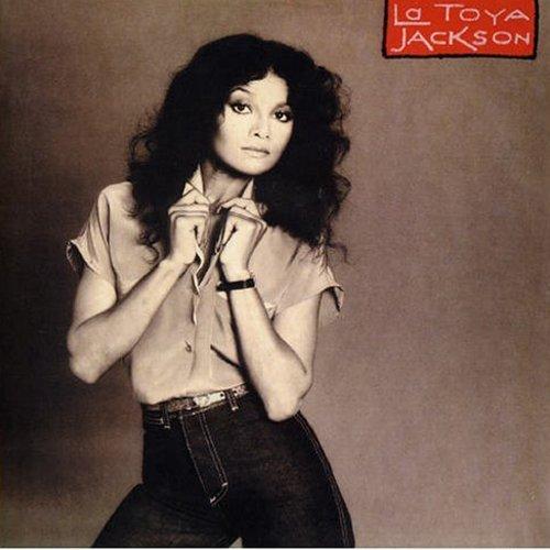 Réédition de l'album éponyme de Latoya Jackson...