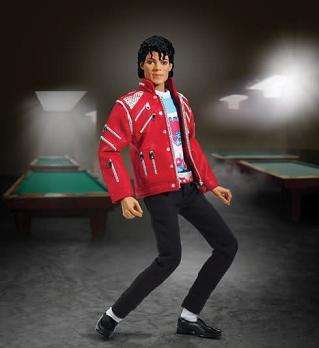 """Nouvelles figurines : """"Beat It"""" et """"Motown 25th"""""""