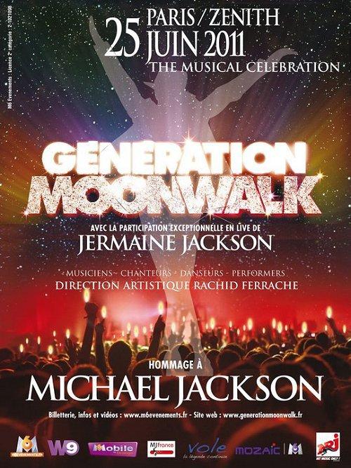 Génération Moonwalk II, envoyez vos dessins et tentez de gagner une place...