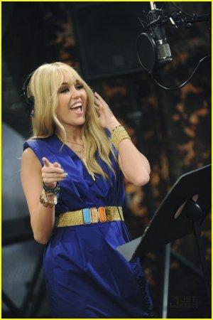 Hannah qui chante :)