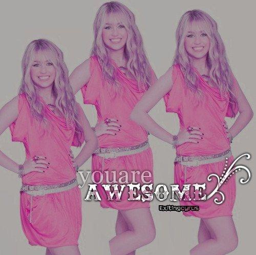 Hannah x3