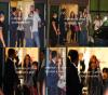 """30/04/11 ~ Miley est arrivée à Lima ( Au Pérou ). Des milliers de fans l'attendaient. Ensuite, elle a été aperçue dans la piscine de son hôtel """" Swissotel """" en train de se détendre. Il y a une vidéo où l'on voit la chambre de Miley.. + Découvre en exclu' quelques nouvelles photos de la tournée de Miley, """" Gypsy Heart""""."""