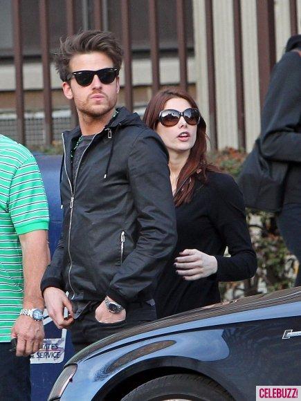 A peine séparée de Joe Jonas, Ashley Grenne traîne déjà avec un autre mec !