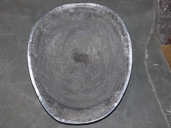 Casque Us Camouflée Blanc
