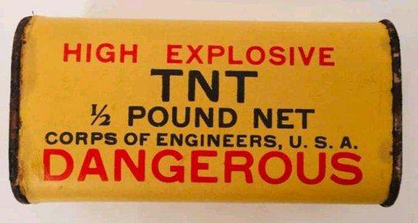 Pain de TNT ( Vide)