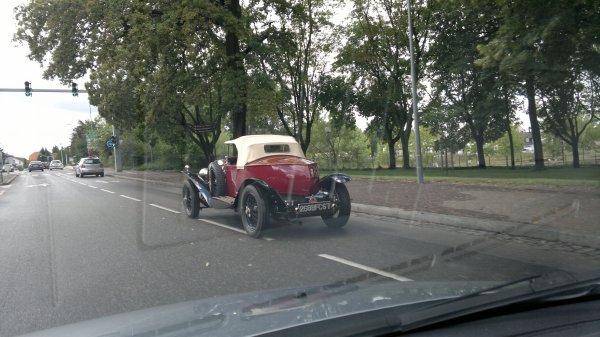 encore un mystère automobile ????