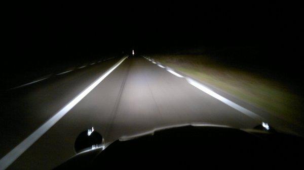 retour dans la nuit
