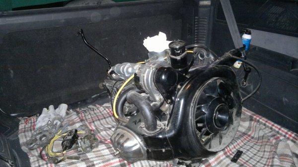 nouveau moteur