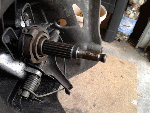 test d'un moteur
