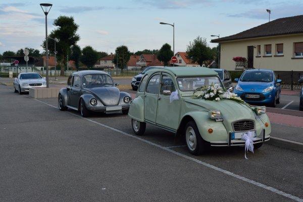 mariage !