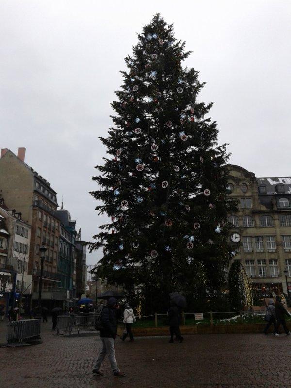 visite à Strasbourg