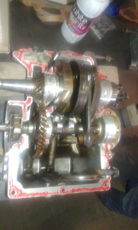 Suite de l'atelier mécanique ...