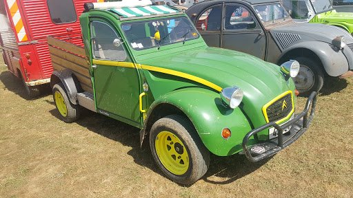 quelques photos de la nationale 2cv !