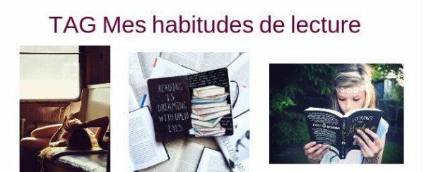 TAG Mes habitudes de lecture vu sur Abnegation-Books